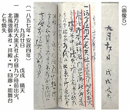 「江戸時代の長崎くんち(その3)」